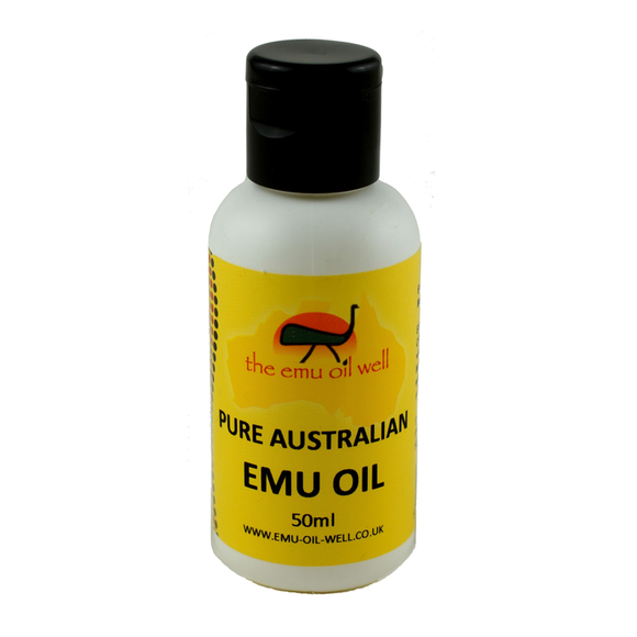 Emu Oil Well Pure Australian Emu Oil 50ml