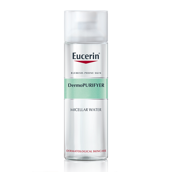 Eucerin Dermo Purifyer Oil Control Micellar Cleansing Water 200ml