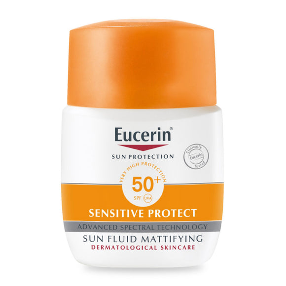 Eucerin Sun Face Mattifying Fluid SPF50+ 50ml
