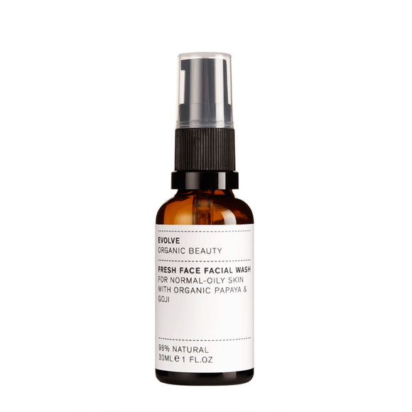 Evolve Beauty Daily Detox Facial Wash 30ml