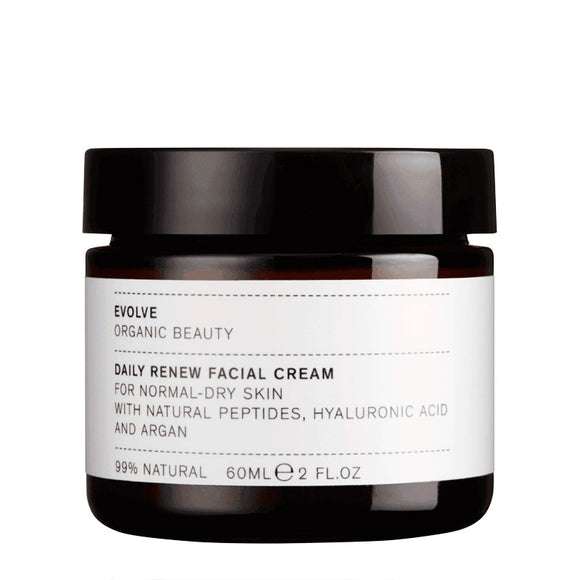 Evolve Beauty Daily Renew Facial Cream 60ml