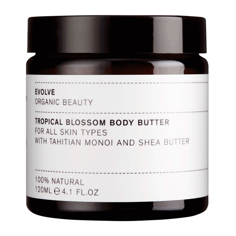 Evolve Beauty Tropical Blossom Body Butter 120ml