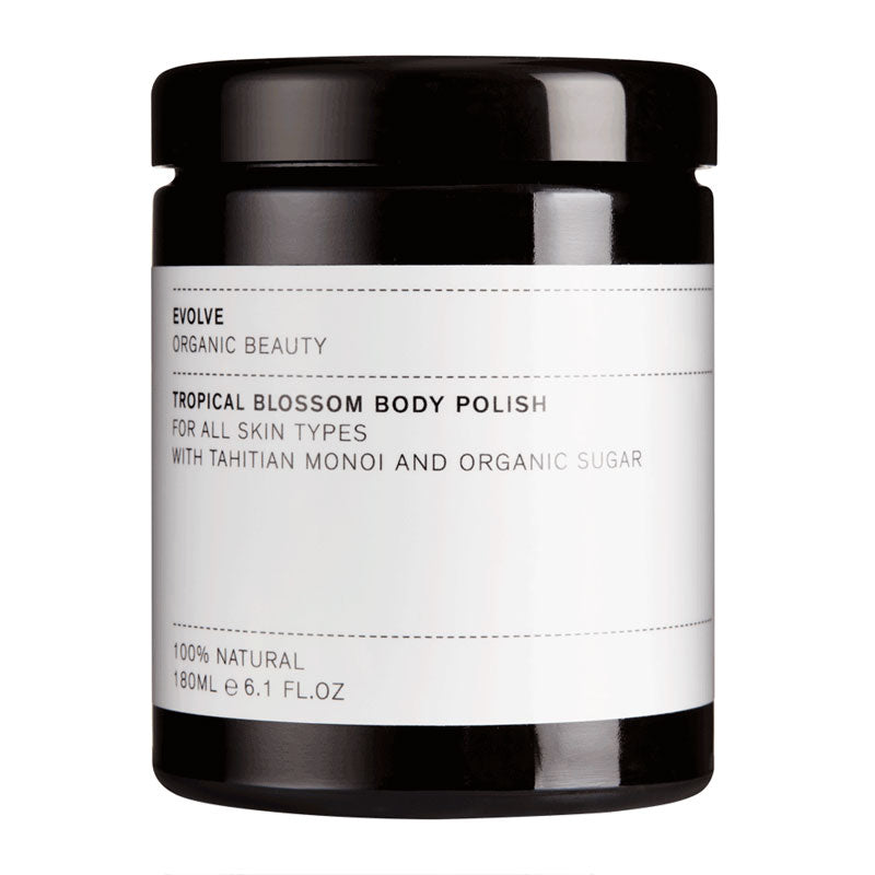 Evolve Beauty Tropical Blossom Body Polish 180ml