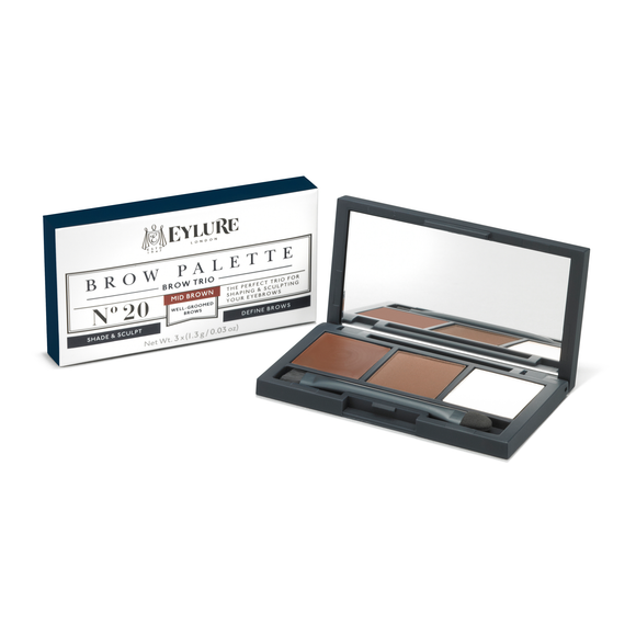 Eylure Defining & Shading - Brow Palette