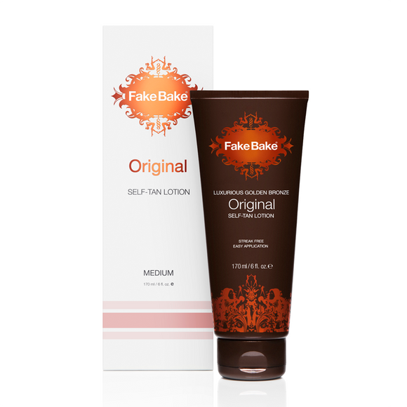 Fake Bake Original Self Tanning Lotion 170ml
