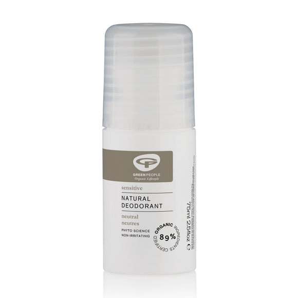 Green People Neutral Scent Free Deodorant 75ml