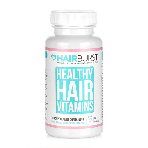 Hairburst Supplements 1 Month Supply