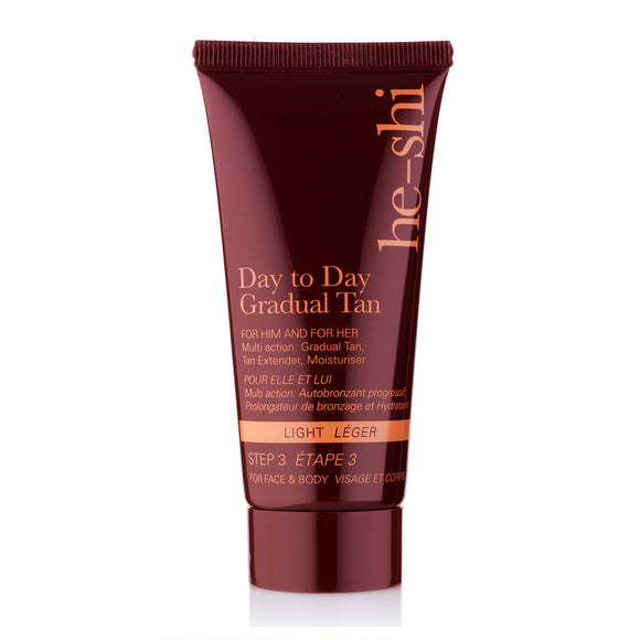 He-Shi Day to Day Gradual Tan 50ml