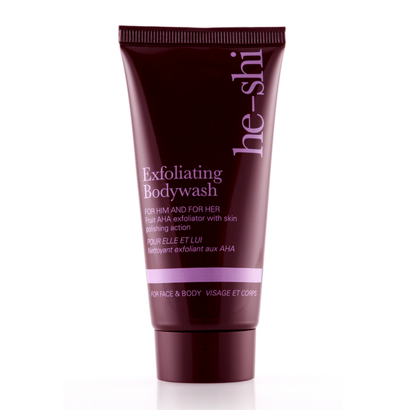 He-Shi Exfoliating Bodywash 50ml