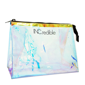 INC.redible Holographic Cosmetic Bag