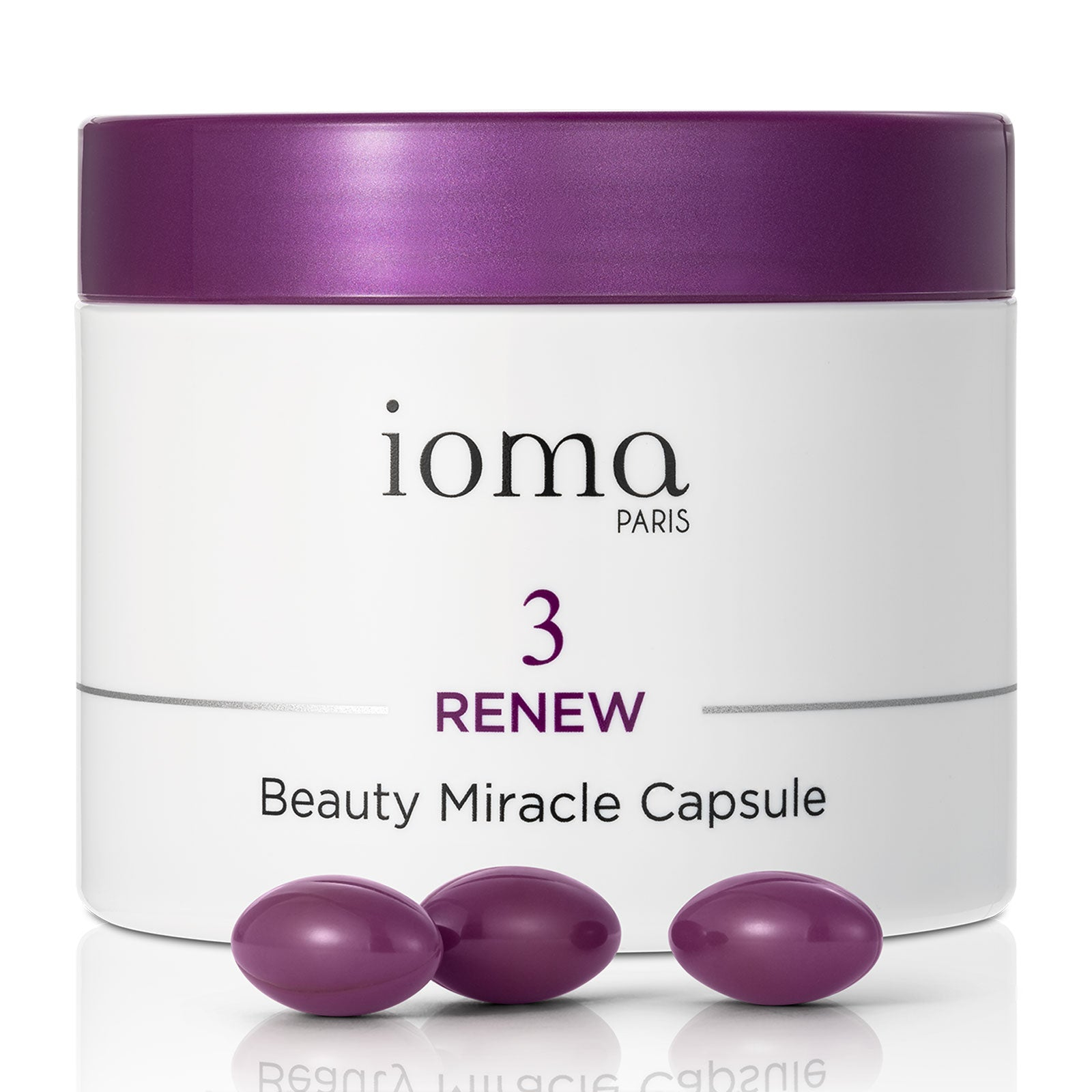 IOMA 3 RENEW Beauty Miracle Capsules x 90