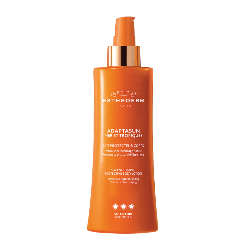 Institut Esthederm Adaptasun Protective Tanning Care Body Lotion - Strong Sun 200ml