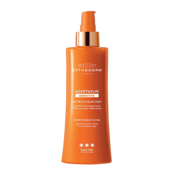 Institut Esthederm Adaptasun Sensitive Skin Protective Tanning Care Body Lotion - Extreme Sun 200ml