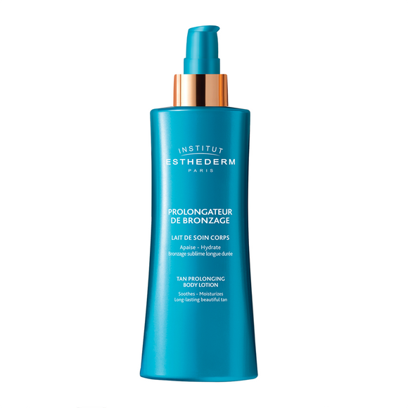 Institut Esthederm After Sun Tan Enhancing Body Lotion 200ml
