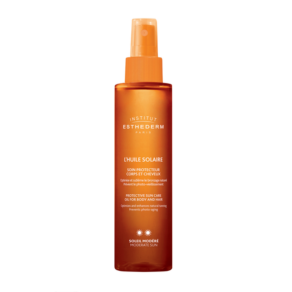Institut Esthederm Sun Care Oil - Moderate Sun 150ml