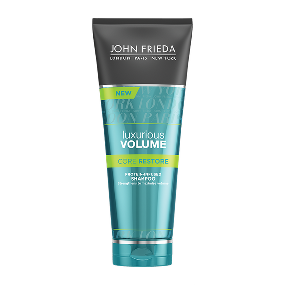 John Frieda Luxurious Volume Core Restore Shampoo 250ml