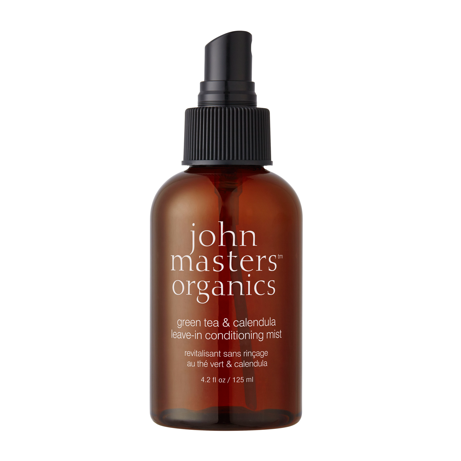 John Masters Organics Green Tea & Calendula Leave-In Conditioning Mist 125ml