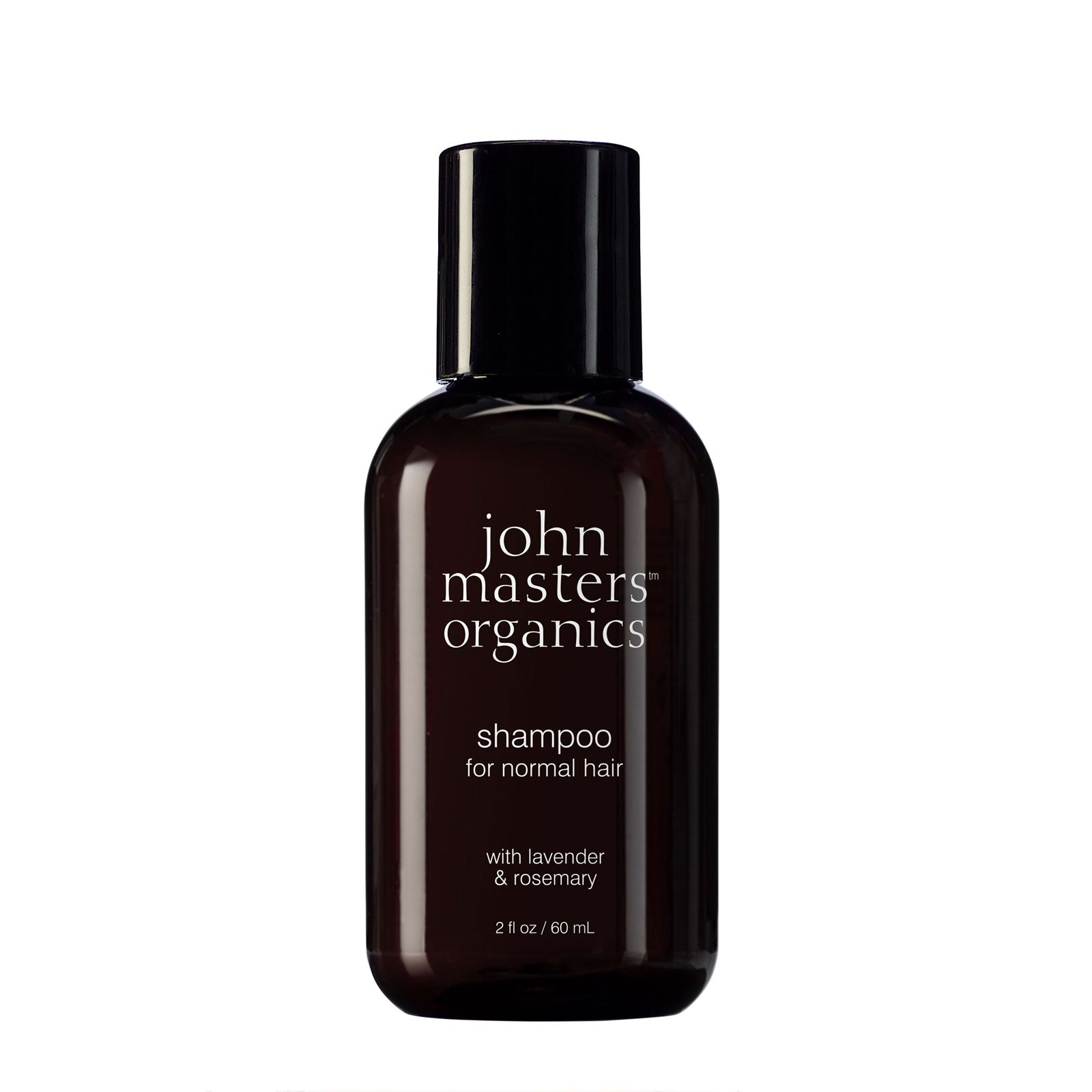 John Masters Organics Lavender & Rosemary Shampoo for Normal Hair 60ml