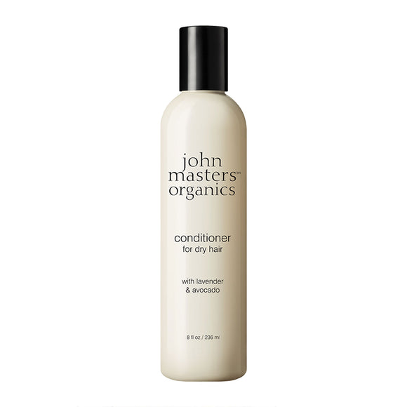 John Masters Organics Lavender and Avocado Intensive Conditioner 236ml