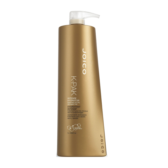 Joico K-Pak Intense Hydrator Treatment for Dry, Damaged Hair 1000ml