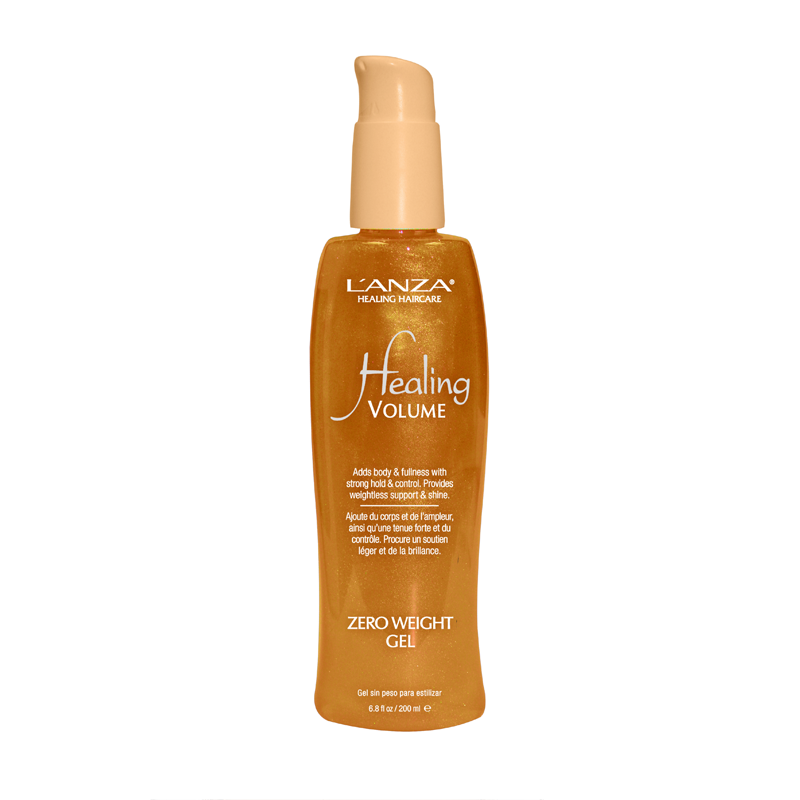 L'Anza Healing Volume Zero Weight Gel 200ml