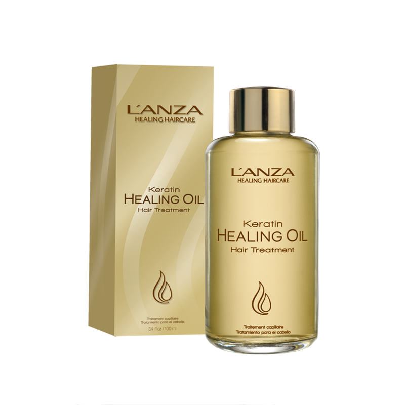 L'Anza Keratin Healing Oil Hair Treatment 100ml