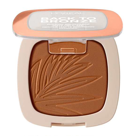 L'Oréal Paris Back To Bronze Bronzing Powder 9g