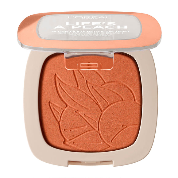 L'Oréal Paris Life's A Peach Blush 9g