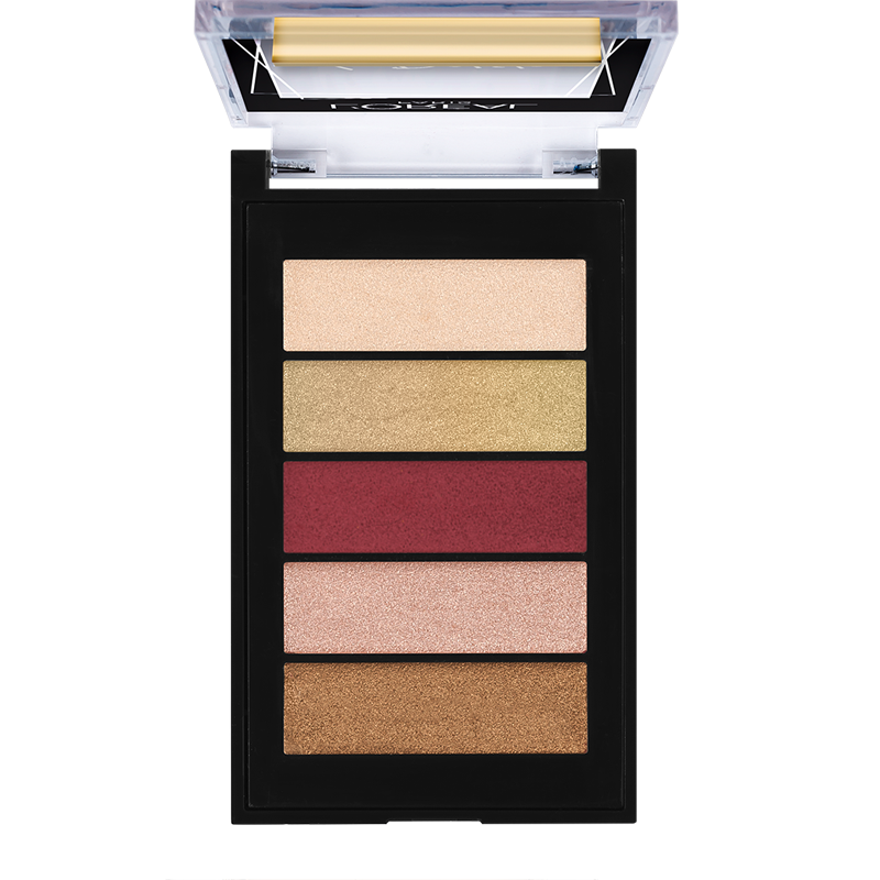 L'Oréal Paris Mini Eyeshadow Palette Nudist 4g