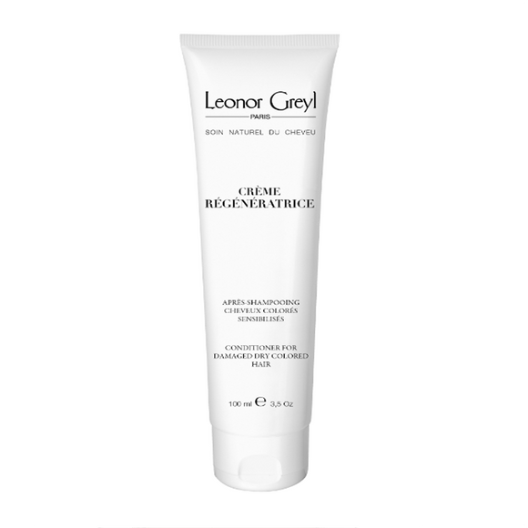 Leonor Greyl Crème Régénératrice Beauty and Protection Conditioning Cream for Dry & Color-Damaged Hair 100ml