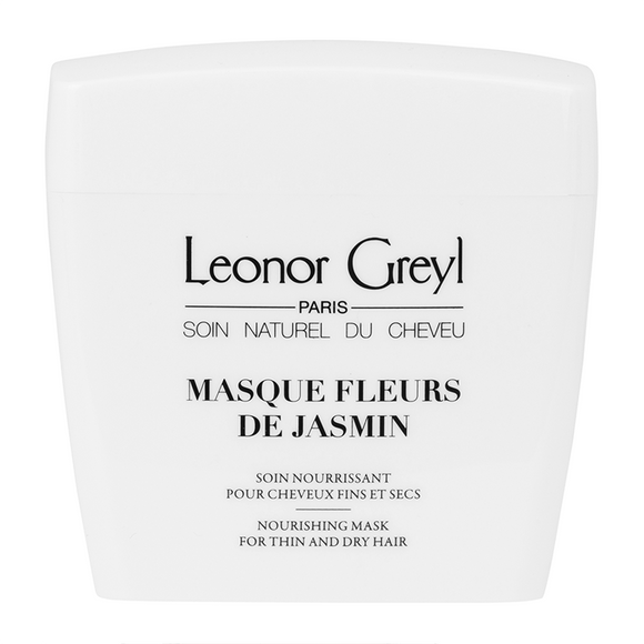 Leonor Greyl Masque Fleurs de Jasmin Nourishing and Beauty-Enhancing Conditioning Mask for Thin Hair 200ml