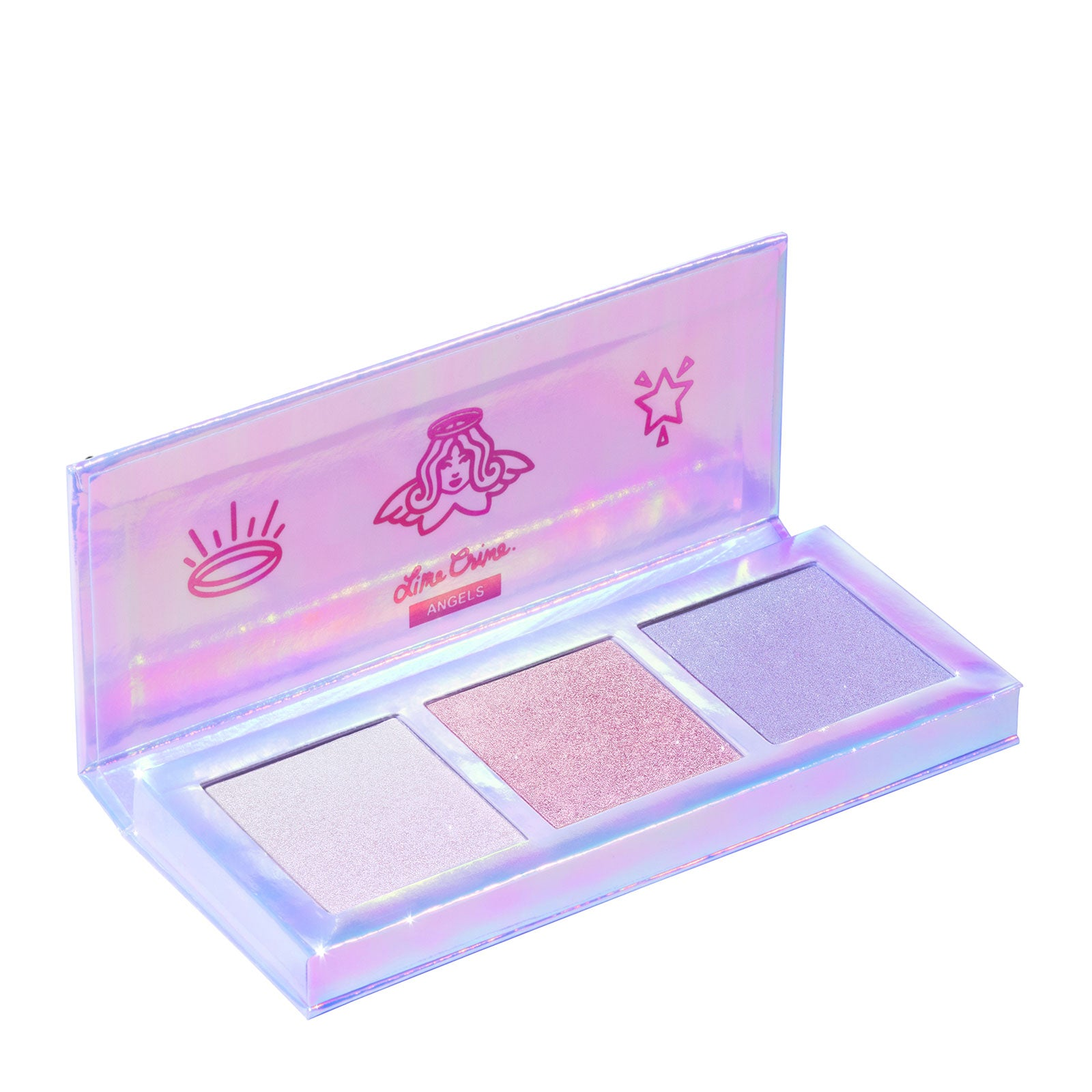 Lime Crime Hi-Lite Palette Angels 21g