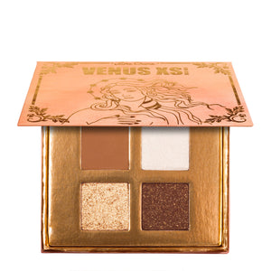 Lime Crime Venus XS Eye Palette Gold 6.68g