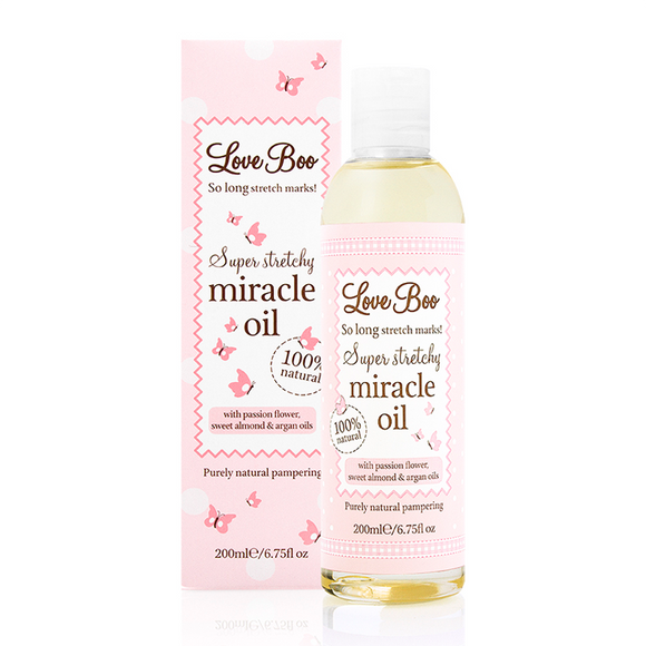 Love Boo Miracle Oil 200ml
