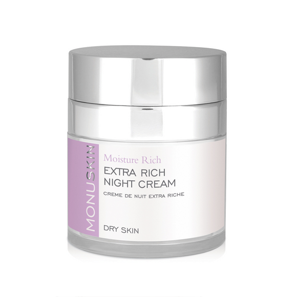 MONUSKIN Extra Rich Night Cream 50ml