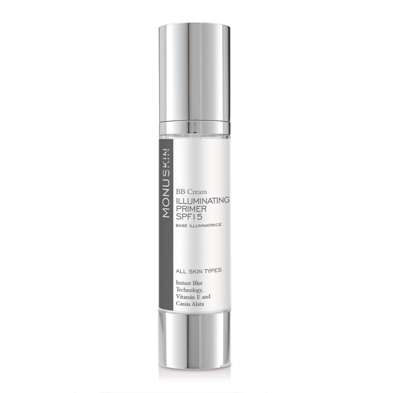 MONUSKIN Illuminating Primer SPF15 50ml