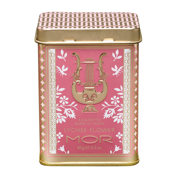 MOR Little Luxuries Lychee Flower Soapette 60g