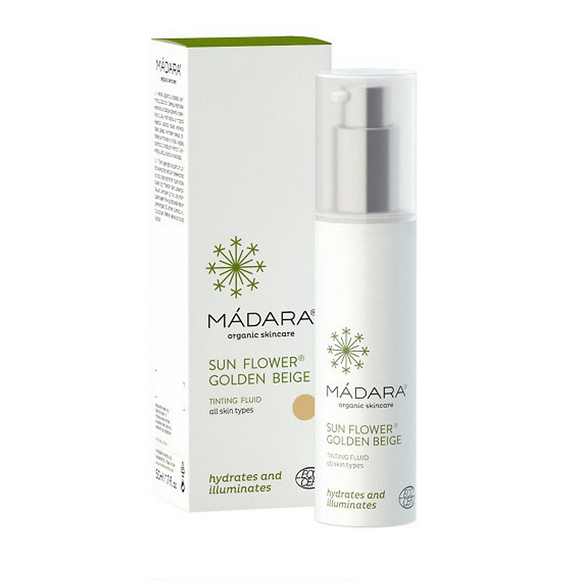 Madara Sunflower - Golden Beige Tinting Fluid 50ml