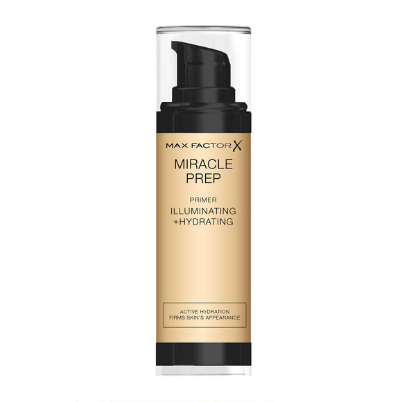 Max Factor Miracle Prep Illuminating & Hydrating Primer 30ml