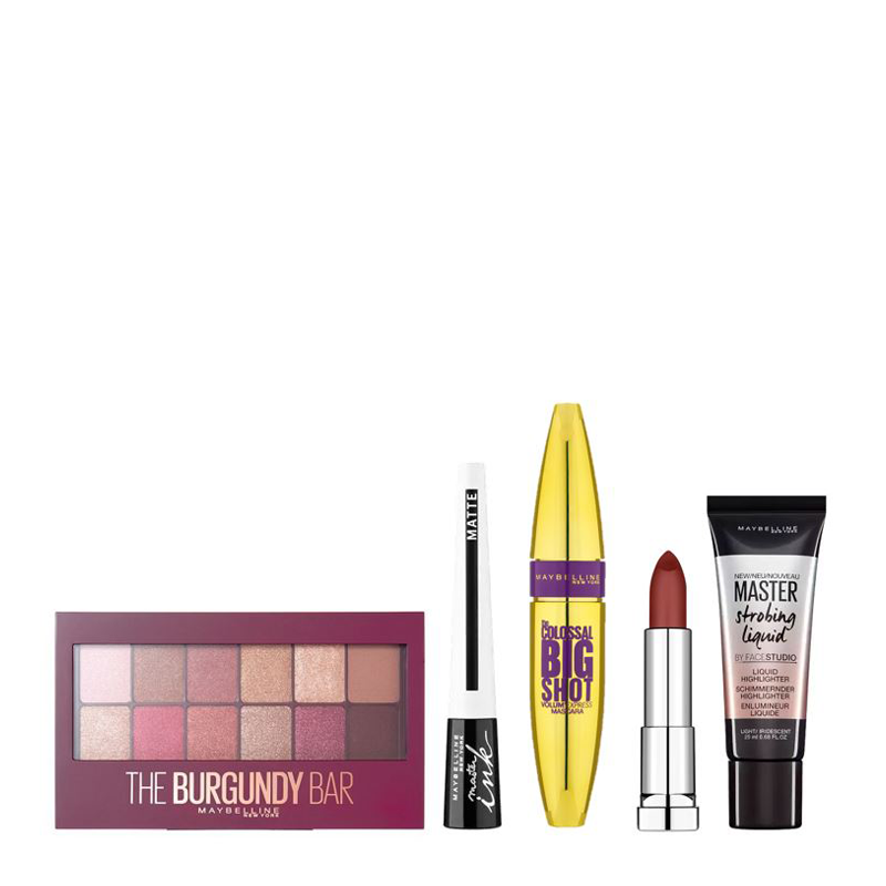Maybelline Night In New York Make-Up Kit