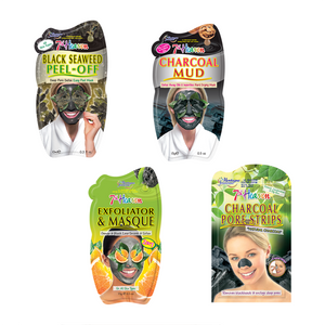 Montagne Jeunesse 7th Heaven Black Magic Masque Pack x 5