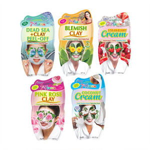 Montagne Jeunesse 7th Heaven Hydrating Face Mask Collection