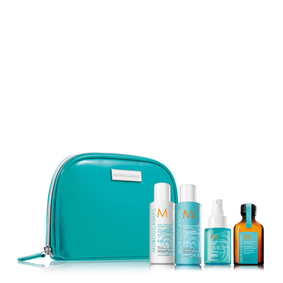 Moroccanoil Travel Essentials Curl Gift Set
