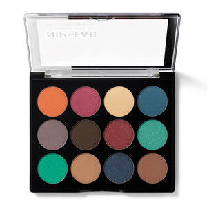 NIP+FAB Make Up Eyeshadow Palette Jewel 12g
