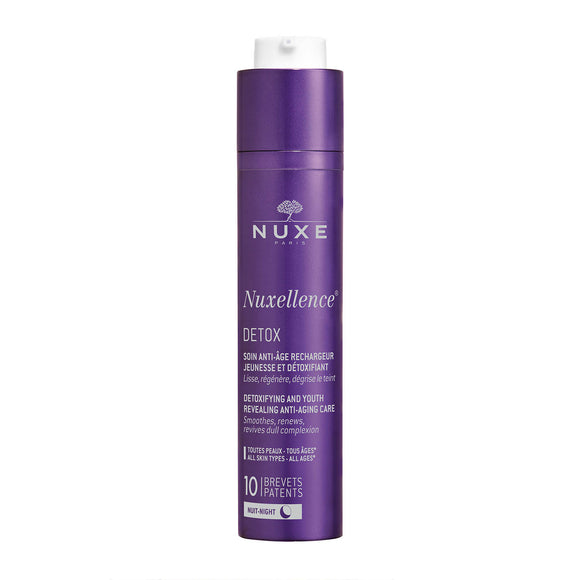 NUXE Nuxellence DETOX Detoxifying and Youth Revealing Anti-Aging Care 50ml