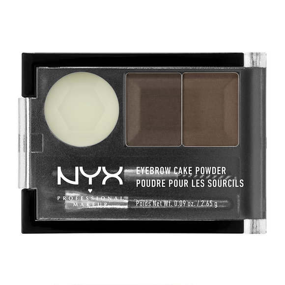 NYX Professional Makeup Eyebrow Cake Powder 2.65g