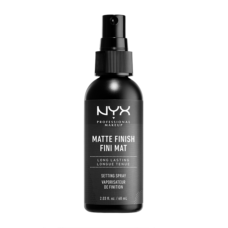 NYX Professional Makeup Make Up Setting Spray Matte Finish 60ml