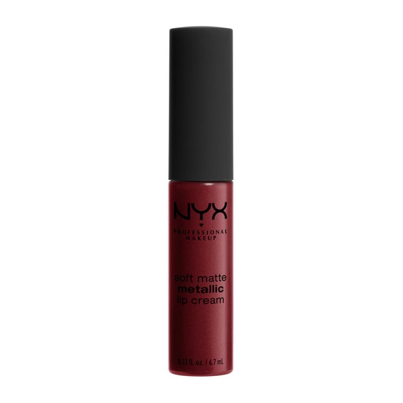 NYX Professional Makeup Soft Matte Metallic Lip Cream 6.7ml