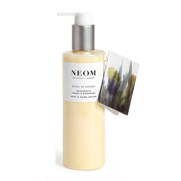 Neom Burst Of Energy™ Body & Hand Lotion 250ml