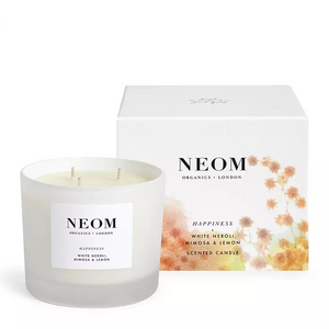 Neom Happiness™ Scented Candle (3 Wicks) 420g